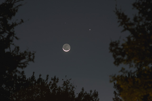 Moon, Jupiter, & Callisto @ not so bad Astrophotography