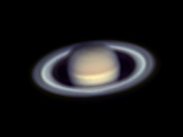 Saturn with Pixinsight workflow @ not so bad Astrophotography