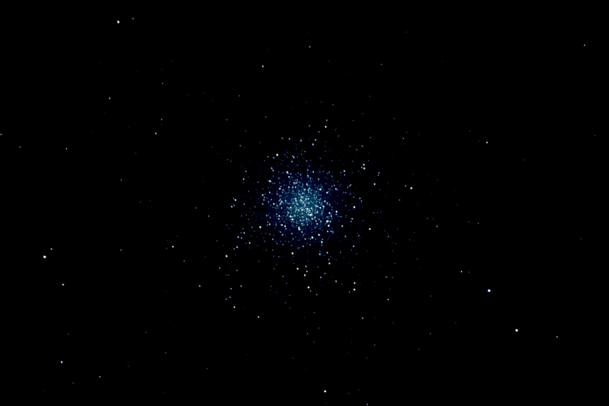 Great Hercules Globular Cluster M13