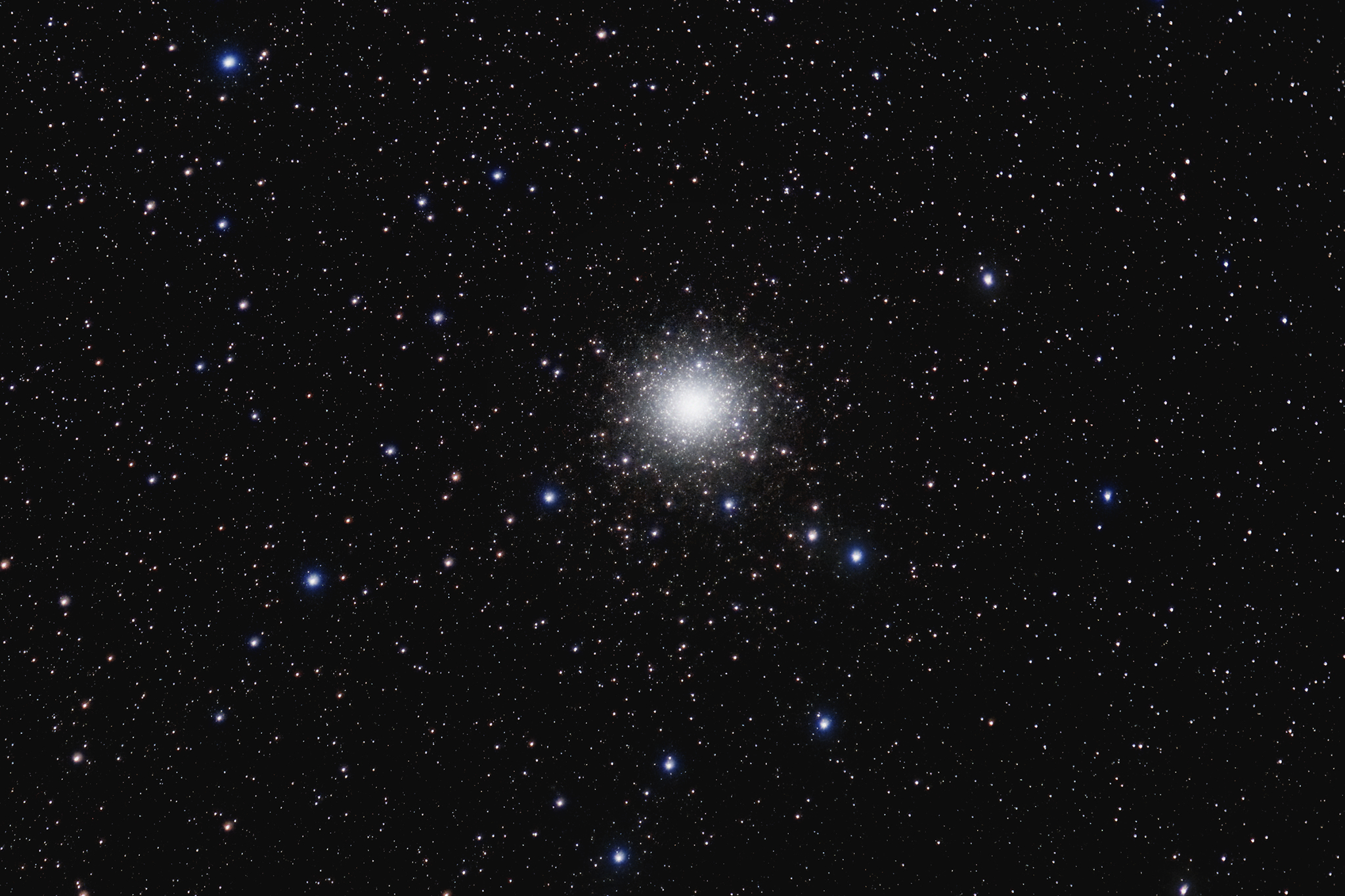 Omega Centauri from Terlingua