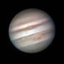 Jupiter imaged with a Raspberry Pi Camera