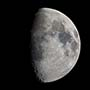 09 Waxing Gibbous Moon