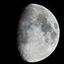 10 Waxing Gibbous Moon