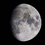 11 Waxing Gibbous Moon